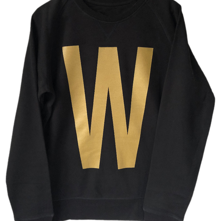 The Golden W Sweater